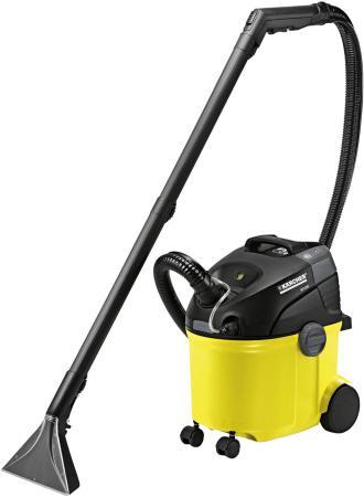 цена на Пылесос Karcher SE5.100 влажная сухая уборка жёлтый
