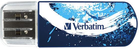 Флешка USB 8Gb Verbatim Store n Go Mini 98162 USB2.0 синий цена