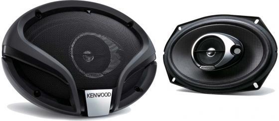 Автоакустика Kenwood KFC-M6934A коаксиальная 3-полосная 6х9 80Вт-150Вт коаксиальная автоакустика kenwood kfc m6934a black