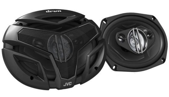 Автоакустика JVC CS-ZX6940U коаксиальная 4-полосная 6x9 80Вт-550Вт автоакустика kicx pro 6 5m коаксиальная 1 полосная 16см 80вт 160вт