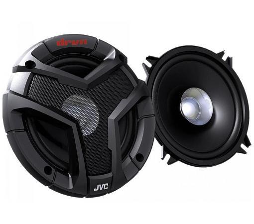 Автоакустика JVC CS-V518J коаксиальная широкополосная 13см 25Вт-200Вт автомобильные зарядные устройства pro legend автомобильное зарядное устройство pro legend 2 usb 2а
