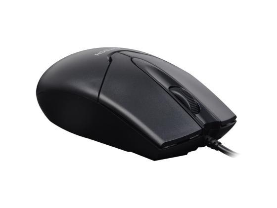 Мышь проводная A4TECH OP-550NU V-Track Padless чёрный USB шлем tech team plasma 550 m blue white
