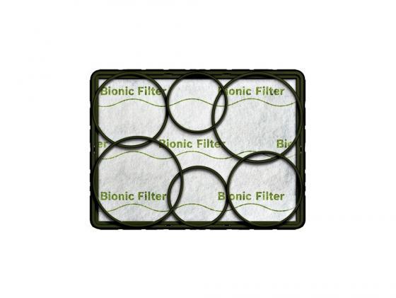 Фильтр для пылесосов Bosch BBZ11BF bosch bbz11bf фильтр bionic для нейтрализации запаха уборки