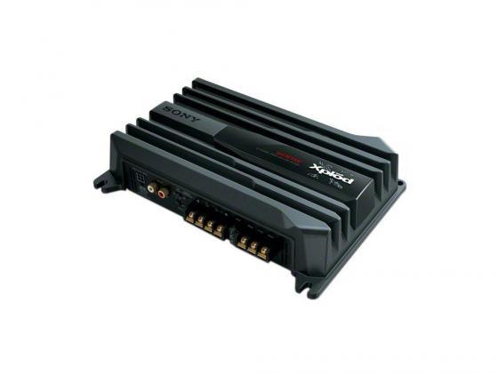Усилитель звука Sony XM-N502 2-канальный автомобильный усилитель 2 канала sony xm n502 q