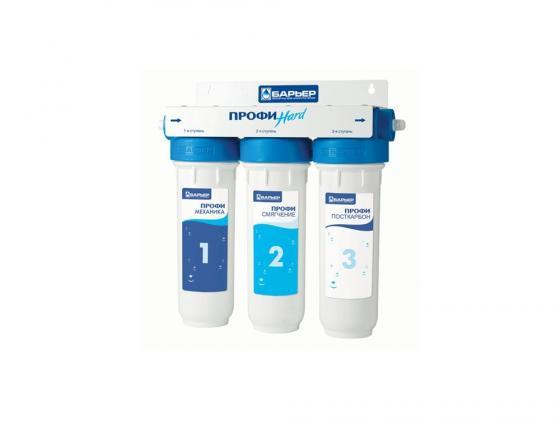 Фильтр для воды Барьер Профи Standart исполнение 2 белый все цены