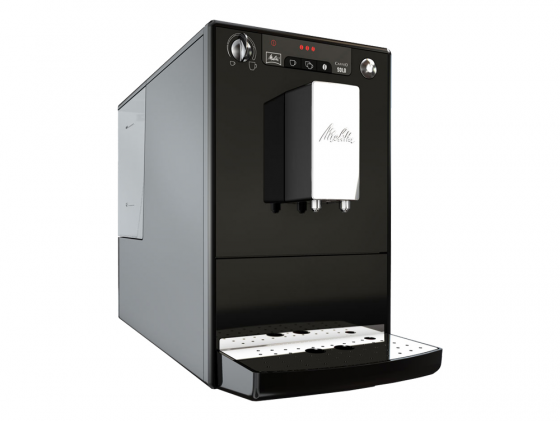 Кофемашина Melitta Caffeo Solo E 950-101 1400 Вт черный