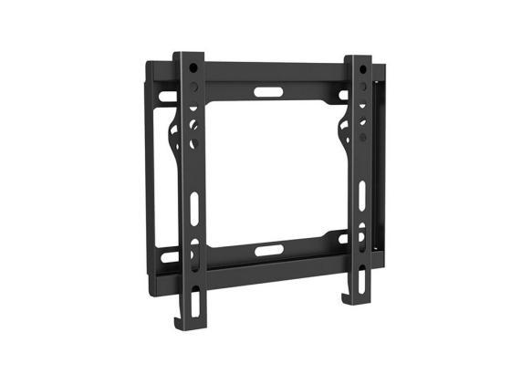 Кронштейн ARM Media STEEL-5 черный для LED/LCD ТВ 15-47 настенный 0 ст свободы от стены 20 мм VESA 200x200 до 35кг кронштейн arm media steel 1 черный для led lcd тв 32 90 настенный 0 ст свободы от стены 25 мм vesa 600x400 до 60кг