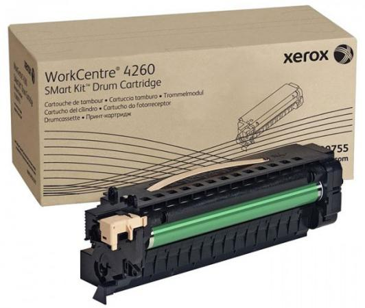 Фотобарабан Xerox 113R00755 для WCP 4250/4260 черный 80000стр фотобарабан xerox 113r00755 для wcp 4250 4260 черный 80000стр