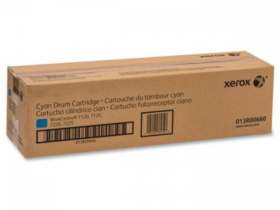 Фотобарабан Xerox 013R00660 для WC 7120 голубой 51000стр samkoon sa 5 7a 5 7 inch touch screen hmi 2com new programming cable