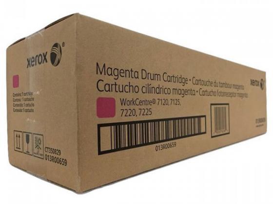 Фотобарабан Xerox 013R00659 для WC 7120 пурпурный 51000стр авто и мото аксессуары after market toyota corolla celica 16620 22030 16620 22031 16620 22033