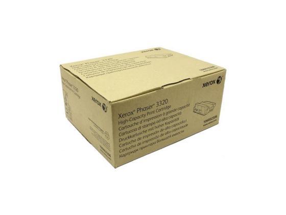 Тонер-Картридж Xerox 106R02306 для Phaser 3320 черный 11000стр