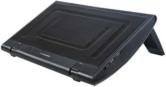 """Подставка для ноутбука 15"""" Xilence M600 металл пластик черный COO-XPLP-M600.B b 1110"""