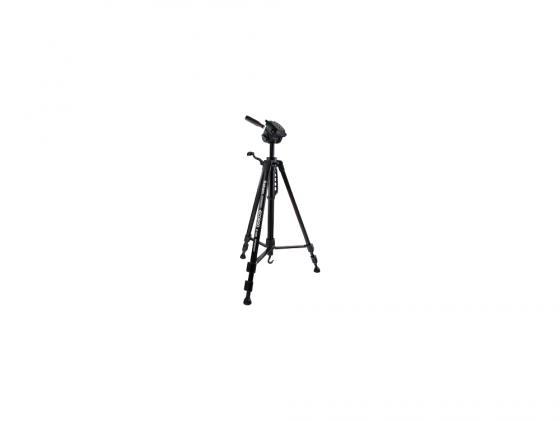 Штатив Rekam E-155 напольный трипод до 155 см нагрузка до 4 кг черный штатив rekam e 134 черный
