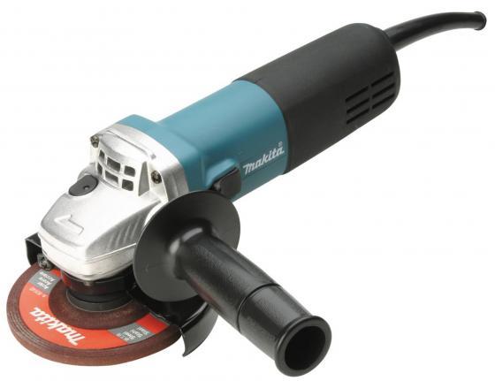 Углошлифовальная машина Makita 9558HN 125 мм 840 Вт