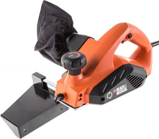 Рубанок Black & Decker KW712-XK 650Вт 82мм фрезер black and decker kw900e xk