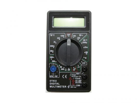 Мультиметр Ресанта DT 832