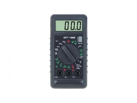 Мультиметр Ресанта DT 181 мультиметр ресанта dt 181