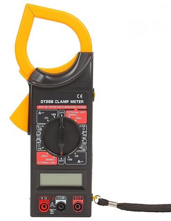 Клемметр Ресанта DT 266 мультиметр ресанта dt 890 b