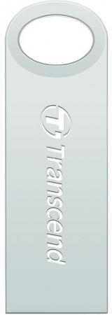 Флешка USB 32Gb Transcend Jetflash 520S TS32GJF520S серебристый transcend jetflash 520 64гб серебристый