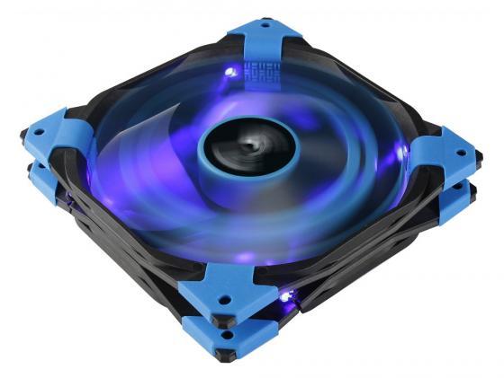 все цены на Вентилятор Aerocool DS синяя подсветка 140mm 4713105951622 онлайн