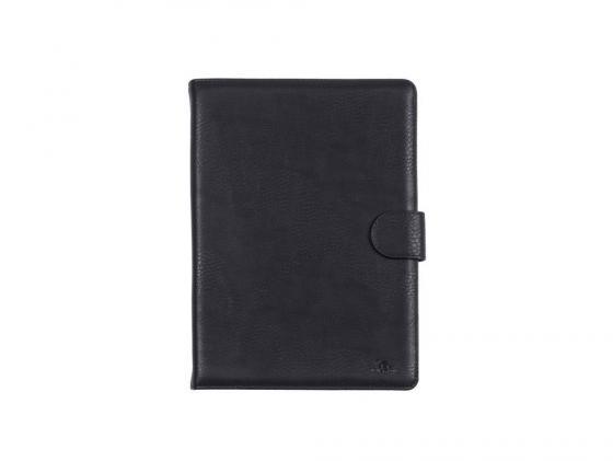 """цена на Чехол Riva 3017 универсальный для планшета 10.1"""" искусственная кожа черный"""