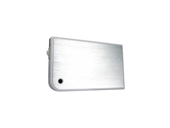Внешний контейнер для HDD 2.5 SATA AgeStar 3UB2A14 USB3.0 белый внешний контейнер для hdd 2 5 sata agestar 3ub2a14 usb3 0 красный