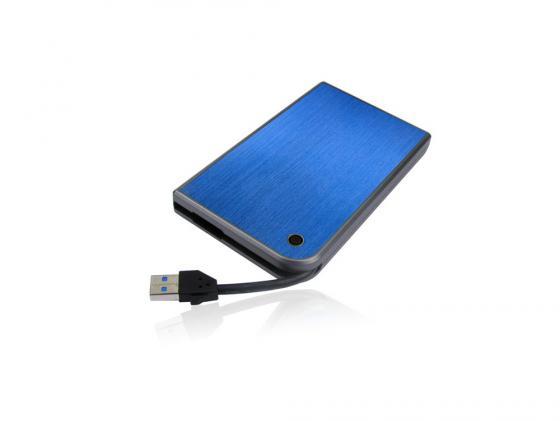 """купить Внешний контейнер для HDD 2.5"""" SATA AgeStar 3UB2A14 USB3.0 синий недорого"""