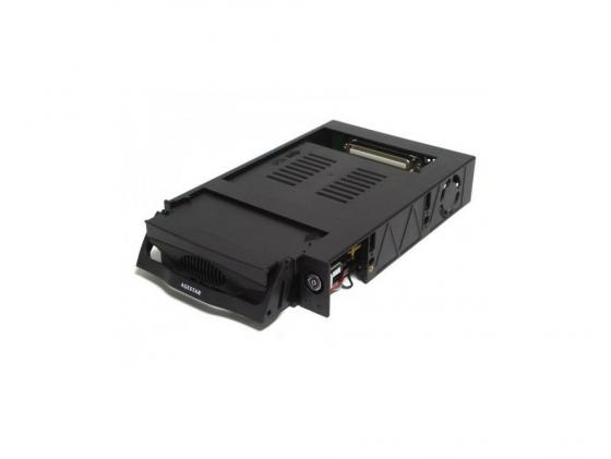 Салазки для жесткого диска (mobile rack) для HDD 3.5 AGESTAR SRTP(K)-2F 2fan черный mobile rack agestar sr3p sw 3f sata black