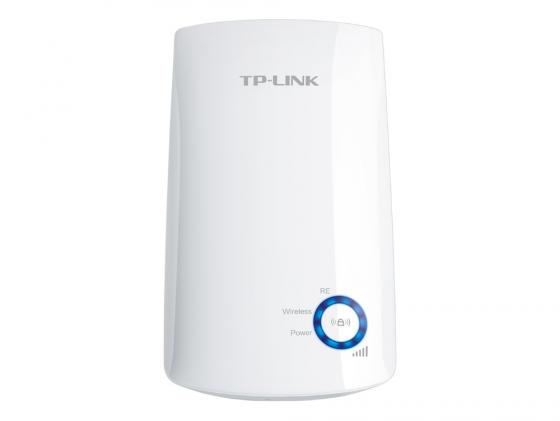 Точка доступа TP-LINK TL-WA854RE 802.11n 300Mbps 2.4ГГц 20dBm беспроводной pci адаптер tp link tl wn851nd 802 11n 300mbps 2 4ггц 20dbm