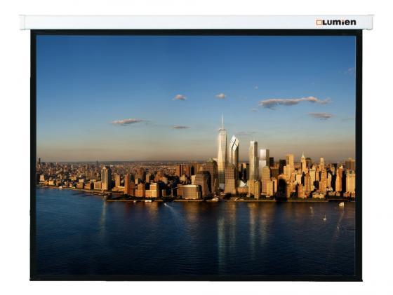 Экран Lumien Master Control 305x406см Matte White FiberGlass с электроприводом LMC-100112 экран настенный lumien master control 229х305 см matte white fiberglass lmc 100110 с электроприводом