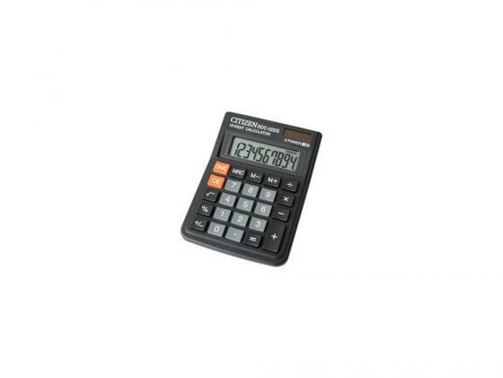 Калькулятор Citizen SDC-022S 10-разрядный citizen bm1290 54f