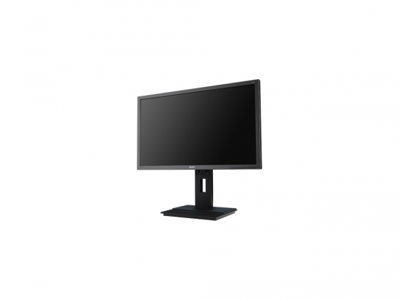 Монитор 24 Acer B246HLYMDPR темно-серый TN WLED 1920x1080 100000000:1 250cd/m^2 5ms VGA DVI USB UM.FB6EE.007 монитор 27 acer vg270ubmiipx um hv0ee 007