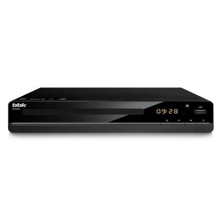 Проигрыватель DVD BBK DVP032S караоке черный