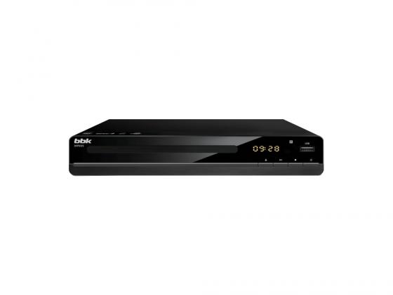 Проигрыватель DVD BBK DVP032S караоке черный проигрыватель dvd bbk dvp034s караоке серый