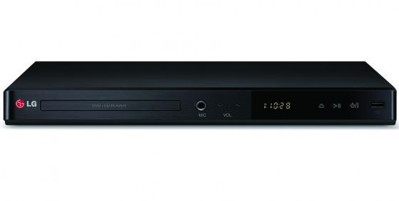 цена на Проигрыватель DVD LG DP547H черный