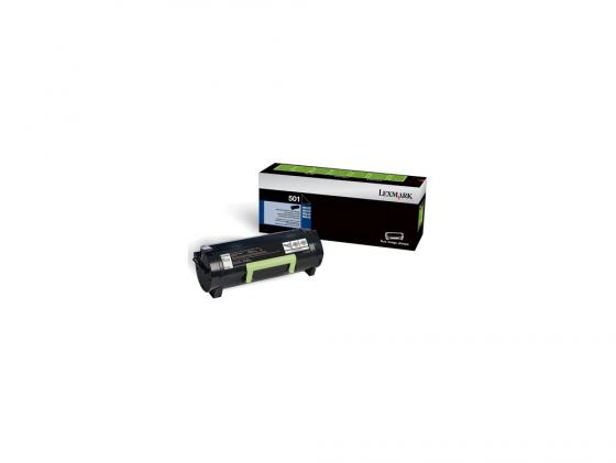 Тонер-Картридж Lexmark 50F5X00 для MS410/510/610 10000стр черный картридж lexmark 70c8hke для lexmark cs510 cs410 cs310 черный 4000стр