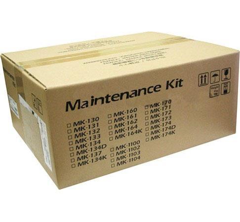 Комплект для обслуживания Kyocera MK-130 для FS-1028MFP/FS-1028MFP/DP/FS-1128MFP ресурс 100000стр A4 1702H98EU0 chip for kyocera mita fs1028 mfp dp for kyocera 1028 mfp dp for kyocera mita tk133 chip brand new compatible chips