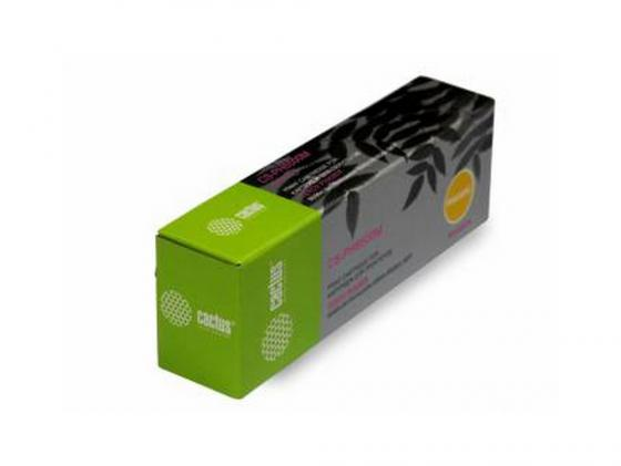 Фото - Картридж Cactus CS-PH6500M для Xerox 6500/6505 пурпурный 2500стр картридж cactus cs ph6000bk для xerox 6000 6010 черный 2000стр