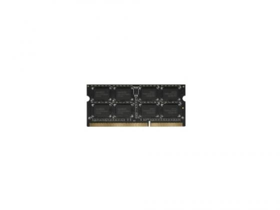 Оперативная память для ноутбуков SO-DDR3 2Gb PC12800 1600MHz AMD R532G1601S1S-UO оперативная память ddr3 2gb pc12800 1600mhz crucial ct25664bd160bj