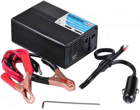 Автомобильный инвертор напряжения Buro BUM-8105CI300 300Вт автомобильный инвертор напряжения neoline 300w 300вт