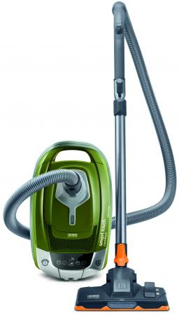 Пылесос Thomas SMART TOUCH COMFORT с мешком сухая уборка 2000/425Вт зеленый