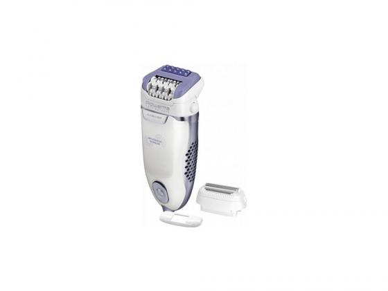 Эпилятор Rowenta EP 7530 2 скорости бело-фиолетовый эпилятор rowenta ep 9330 d0