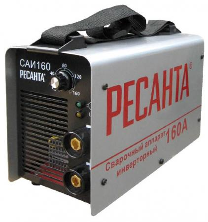 Аппарат сварочный Ресанта САИ 160 инверторный 65/18 eurolux iwm220 65 28 инверторный сварочный аппарат