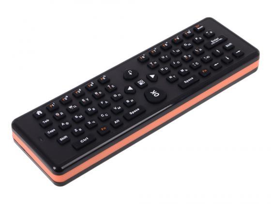 Мышь беспроводная Upvel UM-511KB чёрный USB 3D + клавиатура док станция для smart tv приставок upvel um 514c