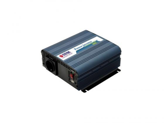 Автомобильный инвертор напряжения Titan HW-600V6 600Вт автомобильный инвертор напряжения titan hw 600e6 600вт