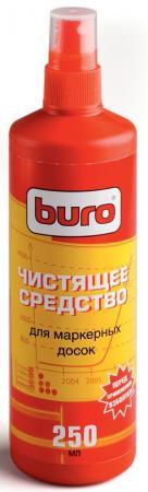 Фото - Чистящее средство Buro BU-Smark для очистки маркерных досок 250мл средство iv san bernard caviar ring line luminance на основе икры для восстановление окраса шерсти животных 100 мл