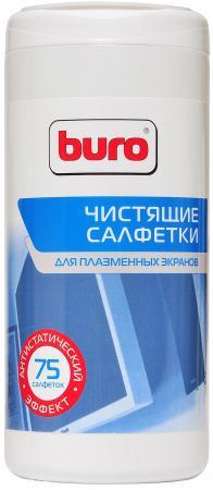 влажные салфетки buro bu tsurl 100 шт Влажные салфетки BURO BU-TPSM 75 шт
