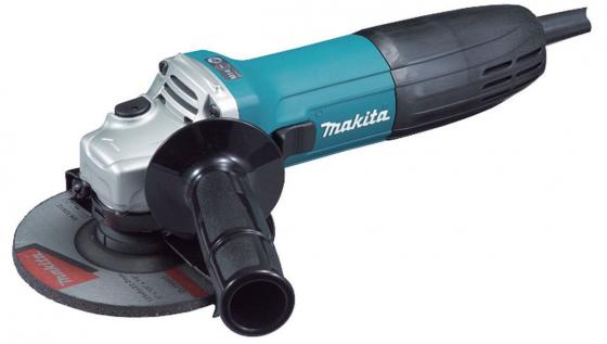 Угловая шлифомашина Makita GA4530 720Вт 115мм  угловая шлифомашина makita 9554hn 710вт 115мм
