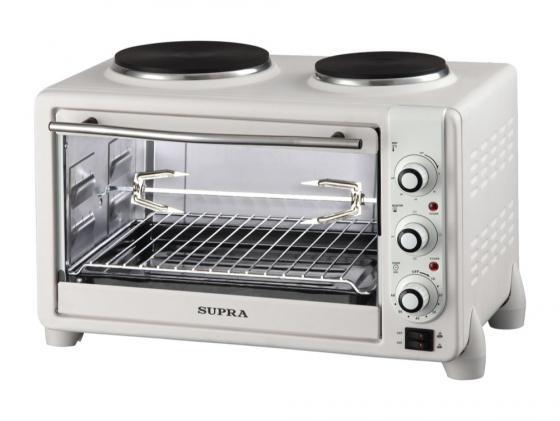 Мини-печь Supra MTS-342 белый мини печь supra mts 342 white