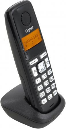 Дополнительная трубка DECT Gigaset A220 H RUS дополнительная трубка для A220 черный трубка для беспроводных телефонов gigaset e630h black
